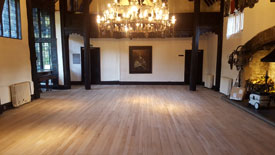 Commercial sanding Southport