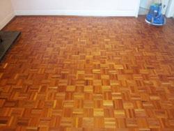 Restoring Parquet floors Leyland