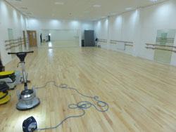 Wood Floor Restoration Wigan