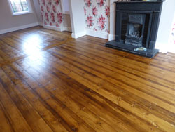 stained wood flooring Southport