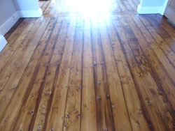 wood floor restoration Southport