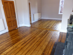 restoring wood floors Southport