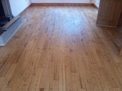 Oak flooring restoration Chorley