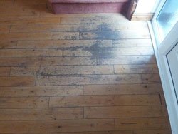 Oak floor Chorley