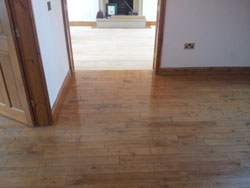 Sanding wood floors Chorley