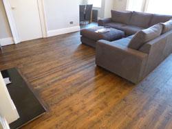 Sanding wood floors Southport
