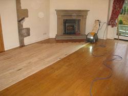 Restoring Oak Lancashire