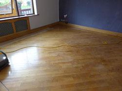 Oak flooring West Lancashire