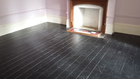 Wood Floor Restoration Formby