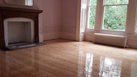 Wood Finish Formby