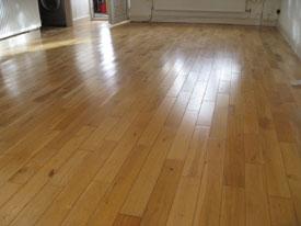 Oak Floor Burnley