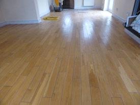 Sanding Wooden Floors St Helens