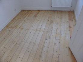 Pine Floor Lancashire