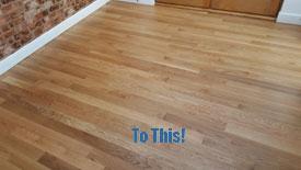 Wood Restoration Wigan