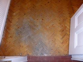 Parquet Floor Lancashire