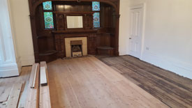 Pine Boards Lancashire