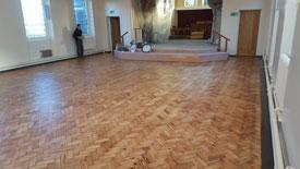 Parquet floors Accrington