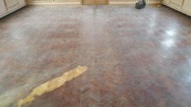 Restoring parquet Accrington