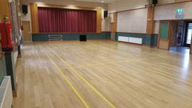 Floor Restoration Preston