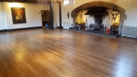 Commercial Floor Sander Preston