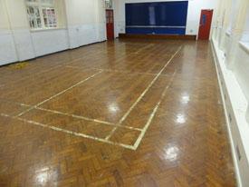 Commercial Floor Sander Blackburn