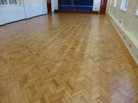 Commercial floor sanding Blackburn